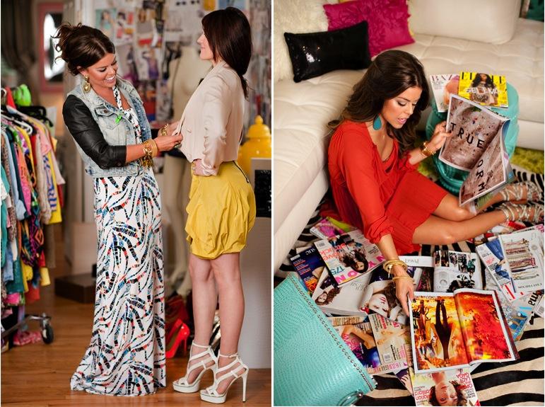 Big News Ajent Fashion Stylist Adolescent Chic