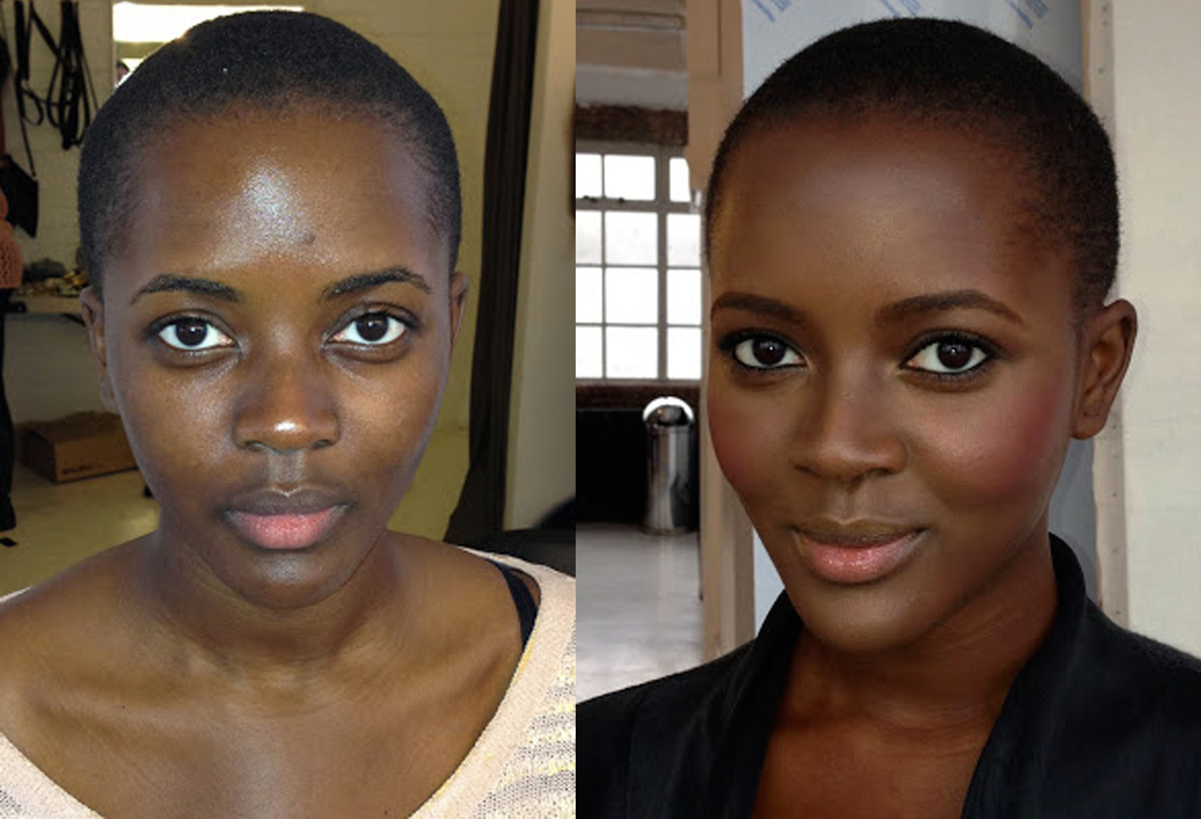 Contouring Makeup For Dark Skin - Mugeek Vidalondon